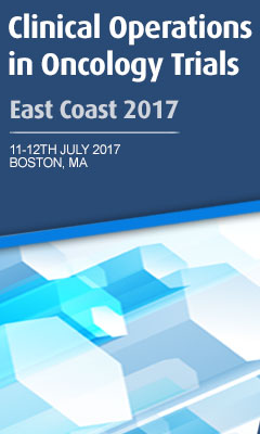 Banner for Clinical operations in Oncology East Coast 2017