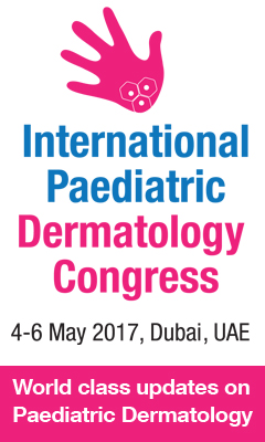 Banner for International Paediatric Dermatology Congress