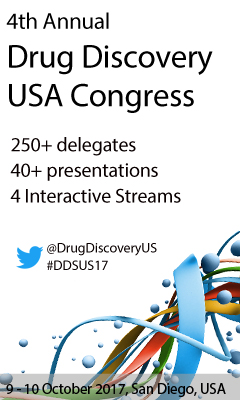 Banner for 4th Annual Drug Discovery USA Congress