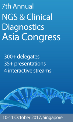 Banner for 7th Annual NGS & Clinical Diagnostics Asia Congress