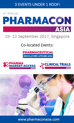 Banner for 4th Annual PharmaCon Asia