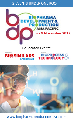 Banner for Biopharma Development & Production Asia Pacific