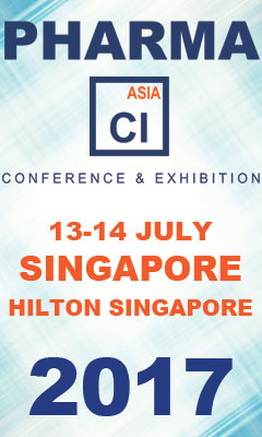 Banner for 2017 Pharma CI Asia Conference & Exhibition