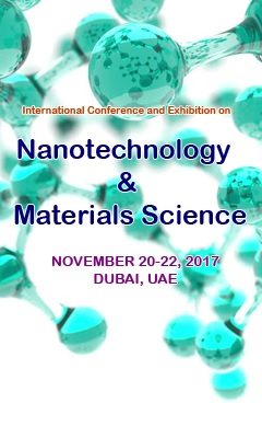 Banner for International Conference and Exhibition on Nanotechnology & Materials Science