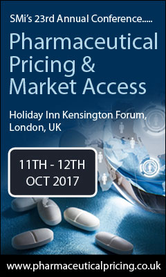 Banner for Pharmaceutical Pricing and Market Access