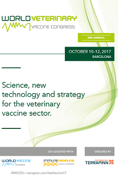 Banner for World Veterinary Vaccine Congress