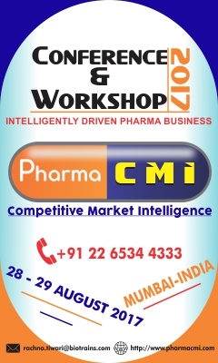 Banner for PHARMA CMI - COMPETITIVE MARKET INTELLIGENCE
