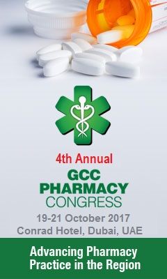 Banner for 4th Annual GCC Pharmacy Congress