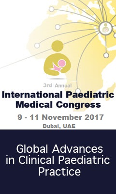 Banner for 3rd Annual International Paediatric Medical Congress