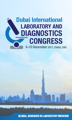 Banner for Dubai International Laboratory and Diagnostics Congress