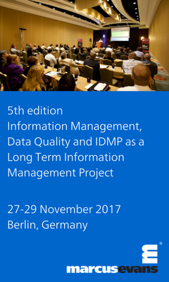 Banner for 5th edition Information Management, Data Quality and IDMP as a Long Term Information Management Project