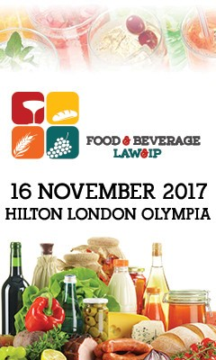 Banner for Food & Beverage, Law & IP Summit