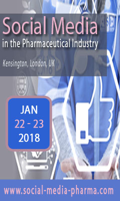 Banner for 10th Annual Social Media in Pharma