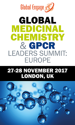 Banner for The Global Medicinal Chemistry & GPCR Summit