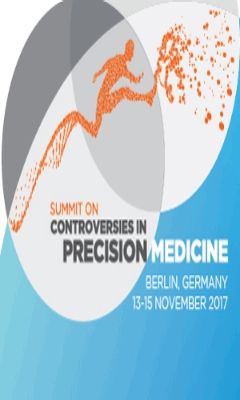 Banner for Summit on Controversies in Precision Medicine: Where do we stand in drug development