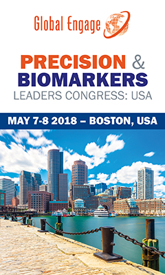 Banner for Precision Medicine & Biomarkers Leaders Summit: USA