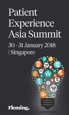 Banner for Patient Experience Asia Summit