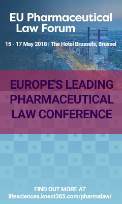 Banner for EU Pharmaceutical Law Forum