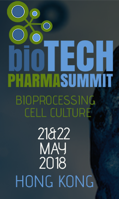 Banner for Bioprocessing & Cell Culture 2018