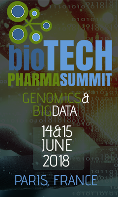 Banner for Genomics & Big Data 2018