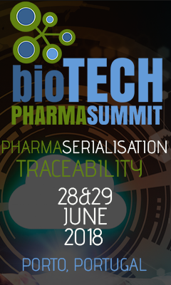 Banner for Pharma Serialisation & Traceability 2018