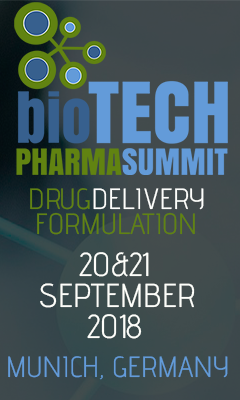 Banner for Drug Delivery & Formulation 2018