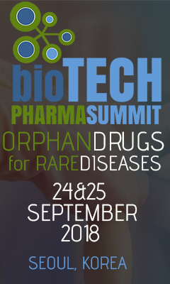 Banner for Orphan Drugs for Rare Diseases 2018
