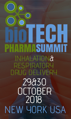 Banner for Inhalation & Respiratory Drug Delivery 2018