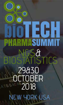Banner for NGS & Biostatistics 2018
