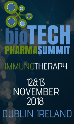 Banner for Immunotherapy 2018