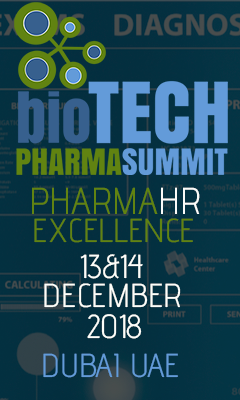 Banner for Pharma HR Excellence 2018