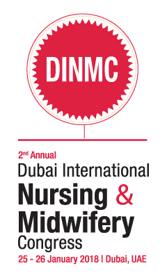Banner for 2nd Annual Dubai International Nursing & Midwifery Congress