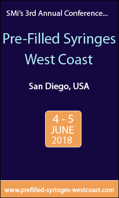 Banner for Pre-Filled Syringes West Coast