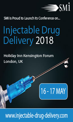 Banner for From the Successful Annual Pre-Filled Syringes Portfolio, SMi Presents the Launch of: Injectable Drug Delivery