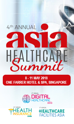 Banner for 4th Annual Asia Healthcare Summit