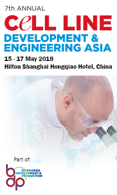 Banner for 7th Annual Cell Line Development & Engineering Asia