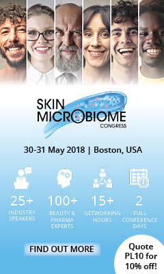 Banner for Skin Microbiome Congress