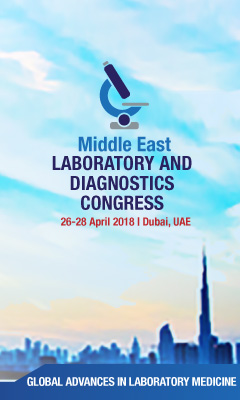 Banner for East Lab and Diagnostics Congress