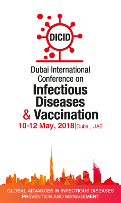 Banner for Dubai International Conference on Infectious Diseases and Vaccination