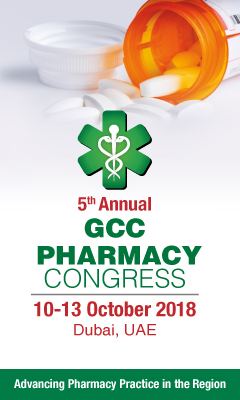 Banner for GCC Pharmacy Congress