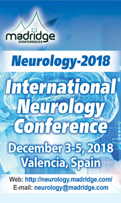 Banner for International Neurology Conference
