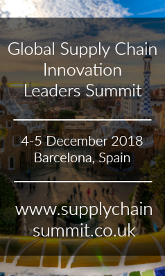 Banner for Global Supply Chain Innovation Leaders Summit (SCIS)