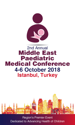 Banner for 2nd Annual Middle East Paediatric Medical Conference