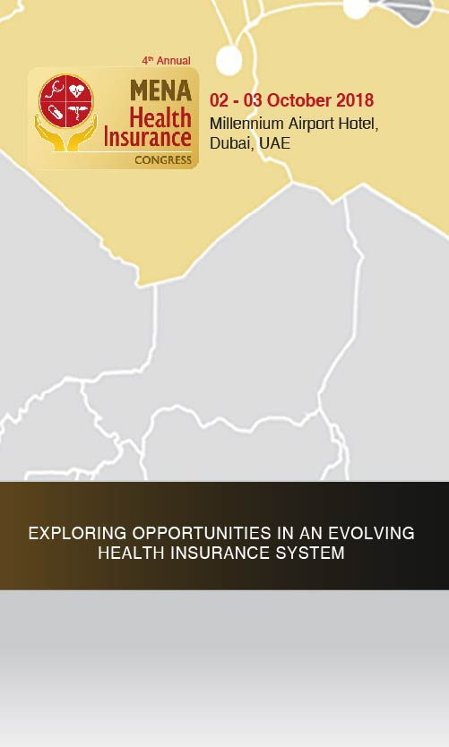 Banner for MENA Health Insurance Congress
