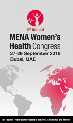 Banner for The 4th Annual MENA Women's Health Congress