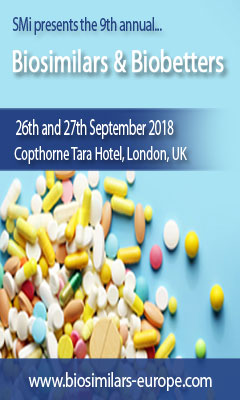 Banner for 9th Annual Biosimilars & Biobetters Conference