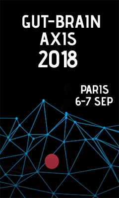 Banner for Gut-Brain Axis 2018