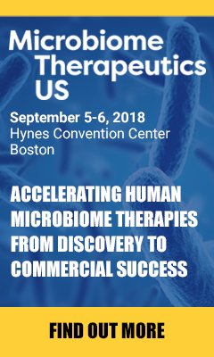Banner for Microbiome Therapeutics US