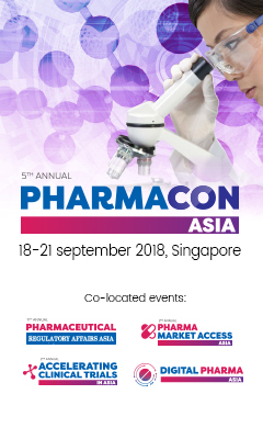 Banner for 5th Annual PharmaCon Asia