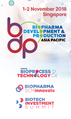 Banner for Biopharma Development & Production Asia-Pacific